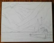 Tugboat sketch Spring 2013